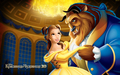 beauty and the beast - belle-and-pocahontas wallpaper