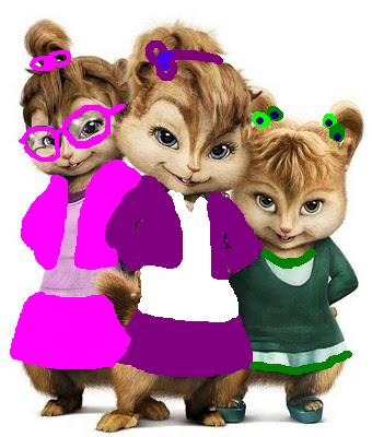 chipettes fun art