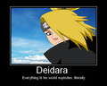 deidara - akatsuki photo