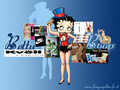 dimple - betty-boop fan art