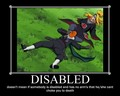 disabled - akatsuki photo
