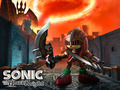 gawain the knight - sonic-characters wallpaper