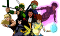 girls of young justice - young-justice photo