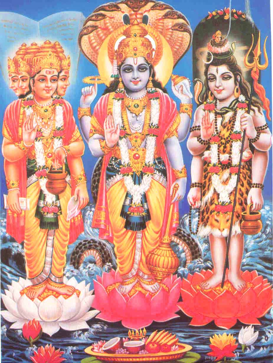 Gods of Hinduism images gods HD wallpaper and background photos ...