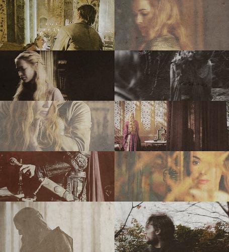 Jaime & Cersei - Faceless