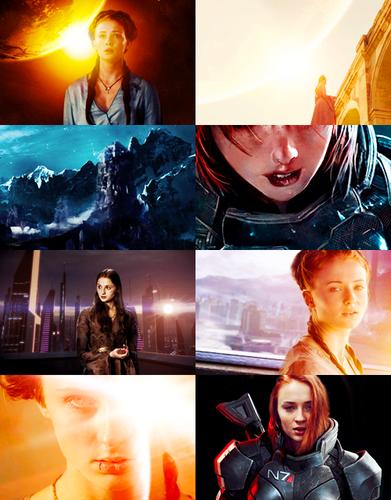 Game of Thrones, in space: Sansa Stark