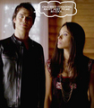 hahaha - damon-and-bonnie fan art