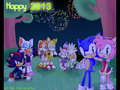 happy 2013 - sonic-the-hedgehog fan art