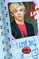i love u Ross