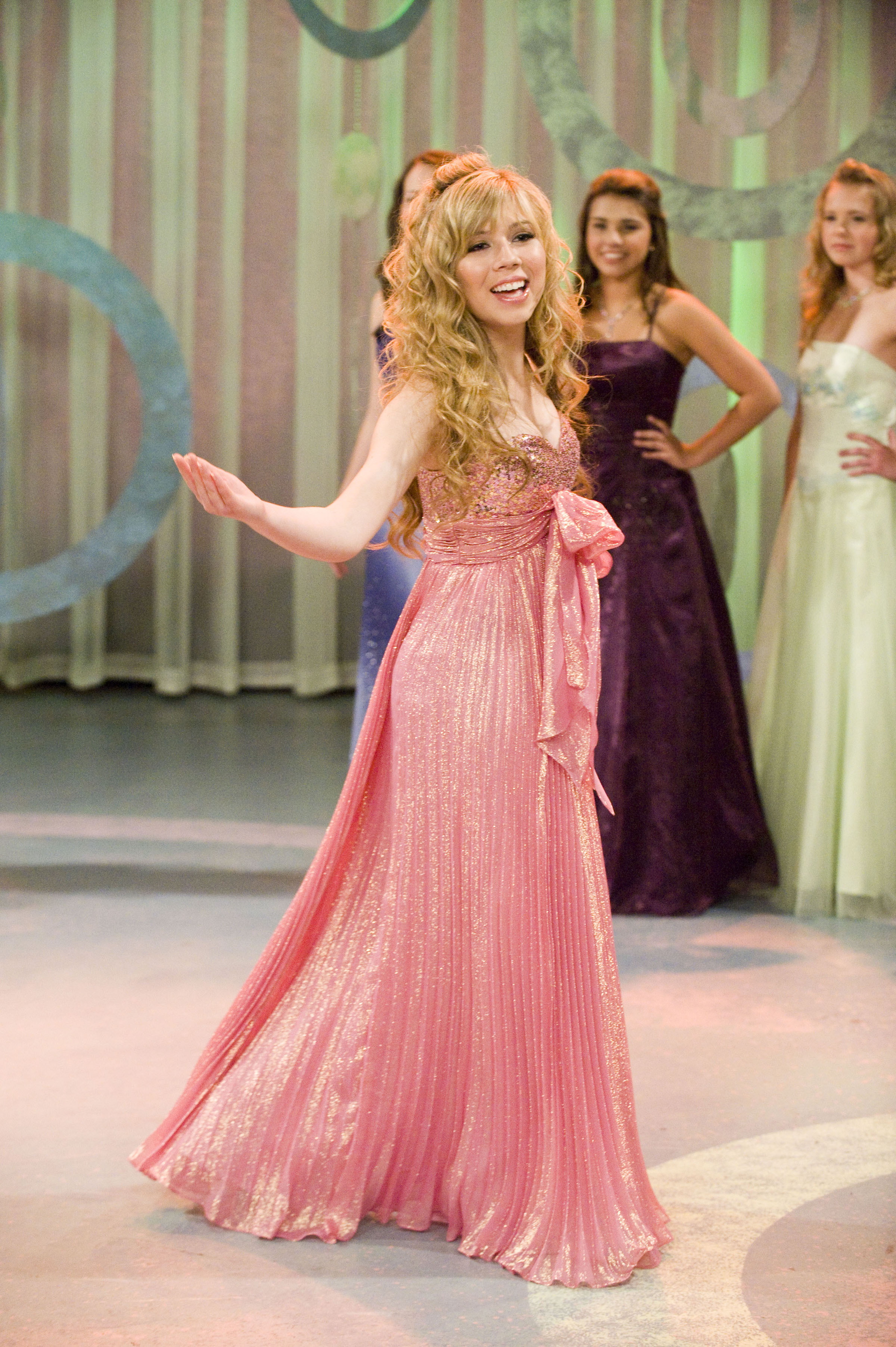 Jennette McCurdy iCarly Girl