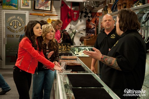 iCarly वॉलपेपर titled iPawn Stars