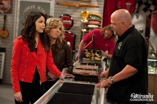 iCarly वॉलपेपर entitled iPawn Stars