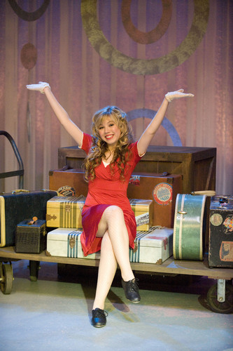 iCarly wallpaper called iWas a Pageant Girl