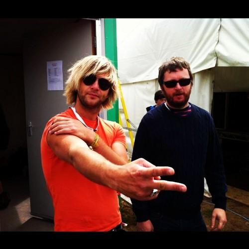 j-funk an me...d-town, glasgowbury...peace out!!!