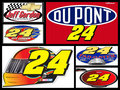 jeff gordon logos