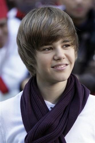 justin in 2009