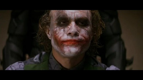 Любовь forever joker heath ledger