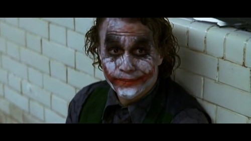 愛 forever joker heath ledger