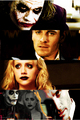 love joker and harley  - the-joker-and-harley-quinn fan art