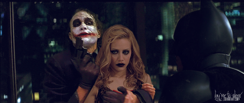 प्यार joker and harley