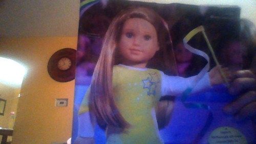 American Girl Dolls wallpaper probably containing a sign called mikayela,JLY # 24