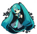 miku - anime-girls icon