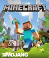 minecraft run steve run - minecraft photo