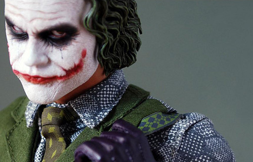 Batman wallpaper called model joker