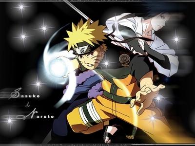 Наруто & sasuke