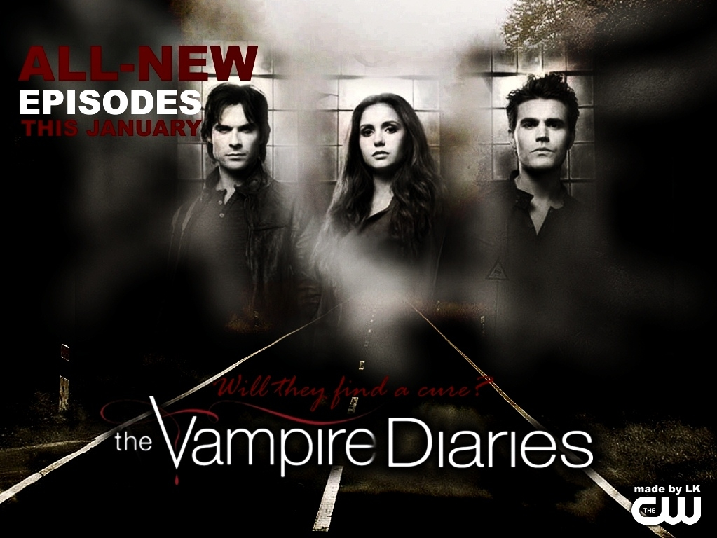 new TVD season 4 promo wallpaper - The Vampire Diaries Photo