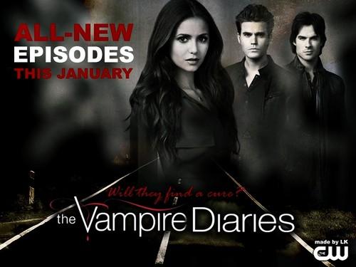 new TVD season 4 promo Hintergrund