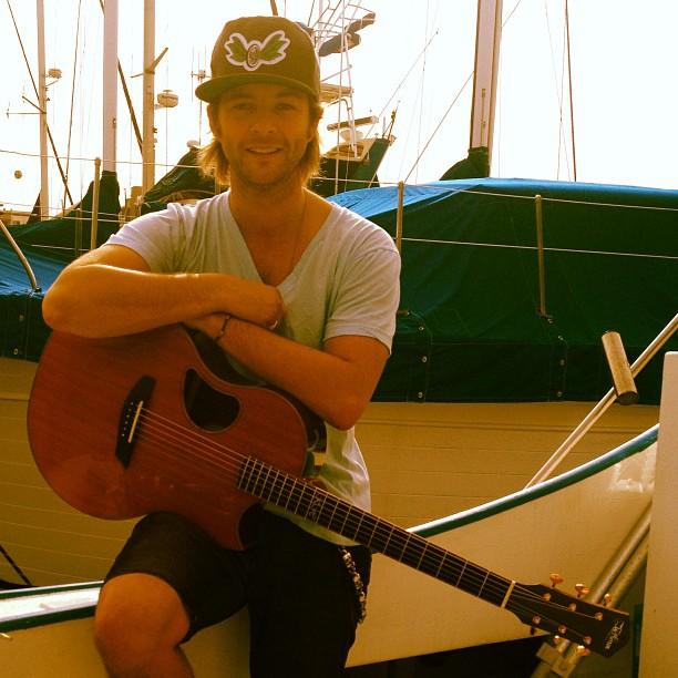 new mcpherson guitar!