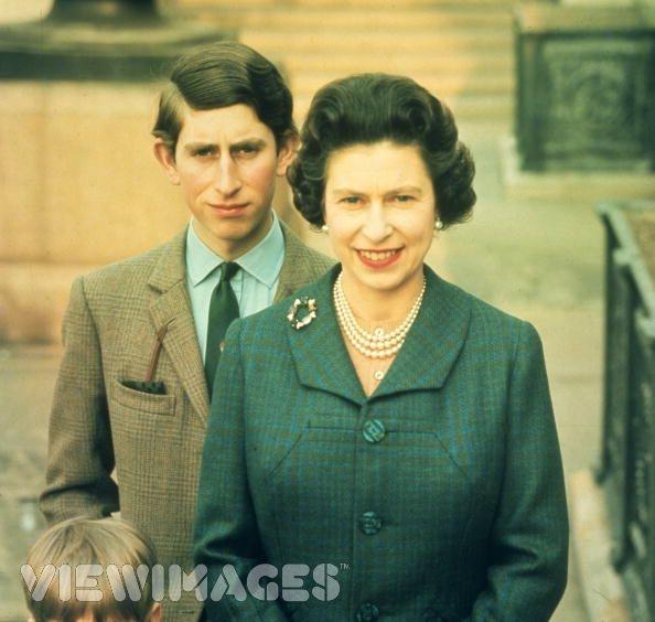 Queen Elizabeth Ii Images Prince Charles And Queen