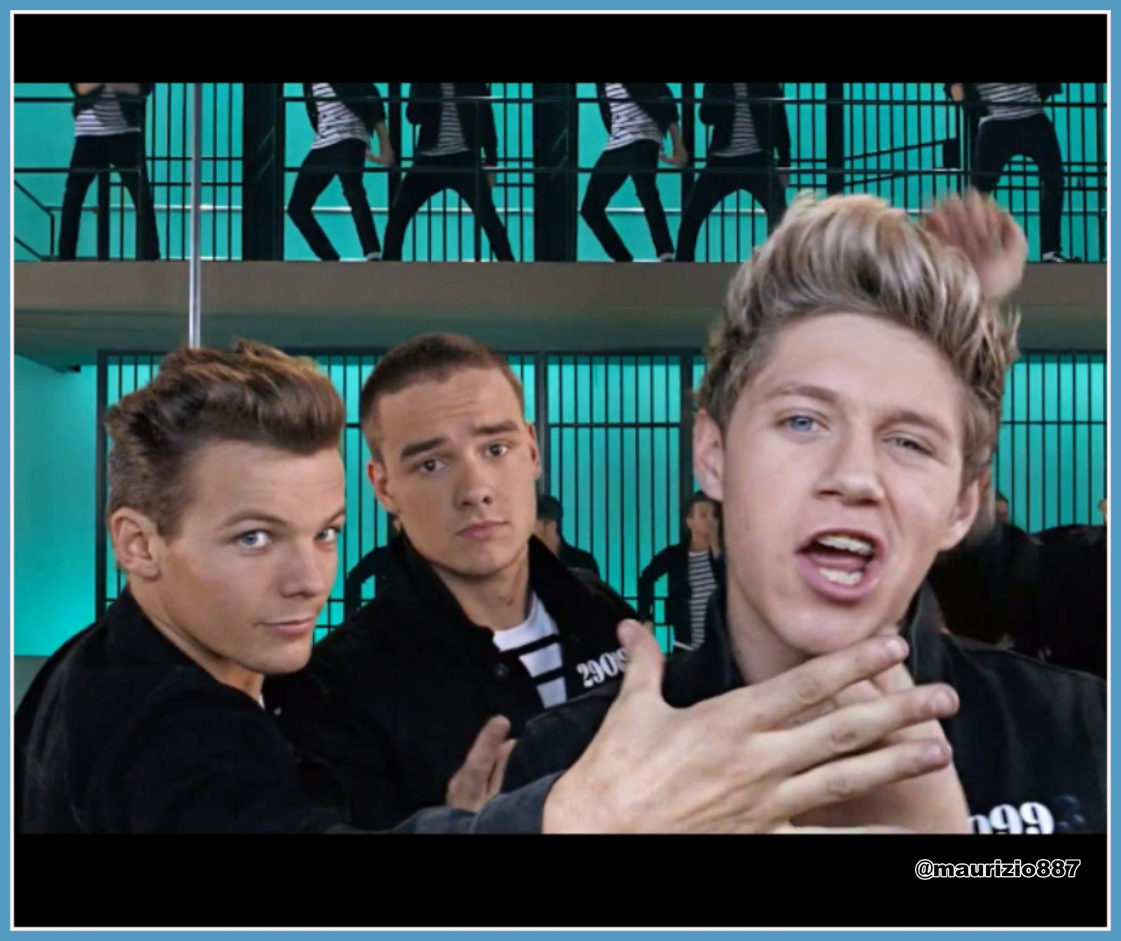 One Direction one direction Kiss you