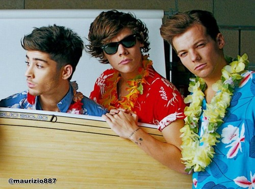 one direction,Kiss you photoshoot