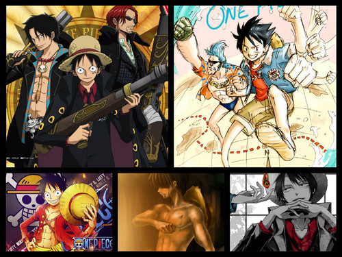 One Piece wallpaper with anime called one piece