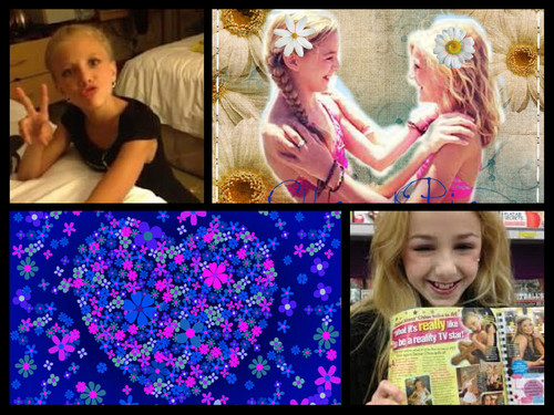 Dance Moms wallpaper entitled pagie and chloe