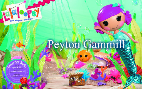 lalaloopsy fondo de pantalla possibly containing a sign titled peyton