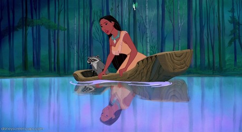 Belle and Pocahontas wallpaper titled pocahontas