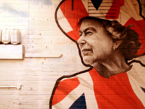 Queen Elizabeth II wallpaper entitled queen