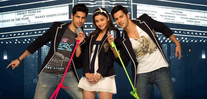 Sidharth, Alia and Varun Indulge In Exciting Twitter PDA On Completing 4 Years In Bollywood!