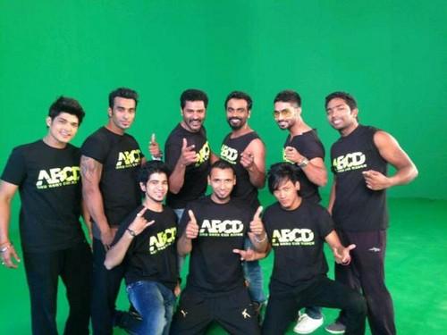 team of ABCD