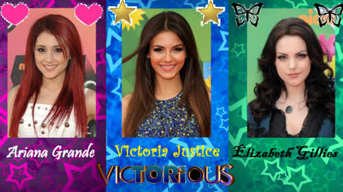 Victorious wallpaper entitled the galls