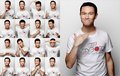 the many faces of JGL - joseph-gordon-levitt photo