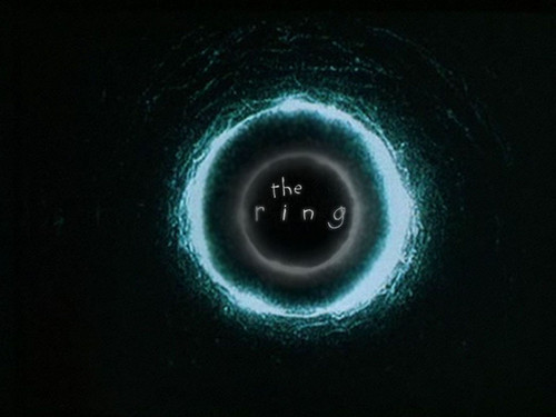 The Ring wallpaper titled the ring