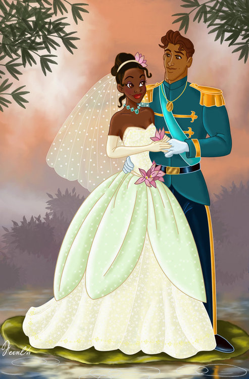 Tiana and Naveen images tiana and naveen HD wallpaper and ...