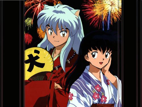 Inuyasha wallpaper with anime called usuitakumi77
