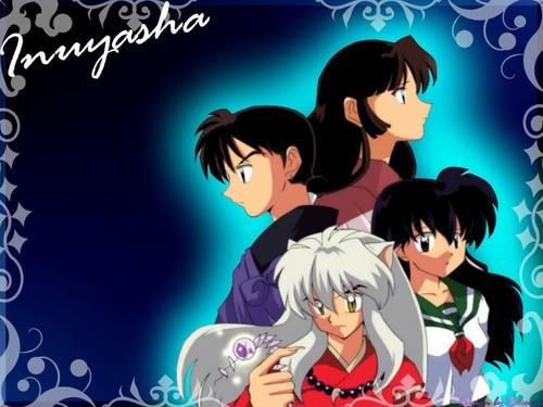 Inuyasha wallpaper with anime titled usuitakumi77