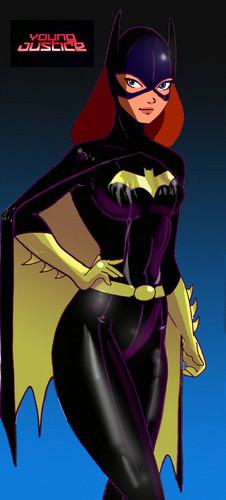 young Batgirl