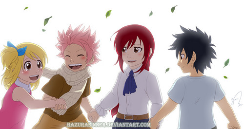 Fairy Tail Young Gray